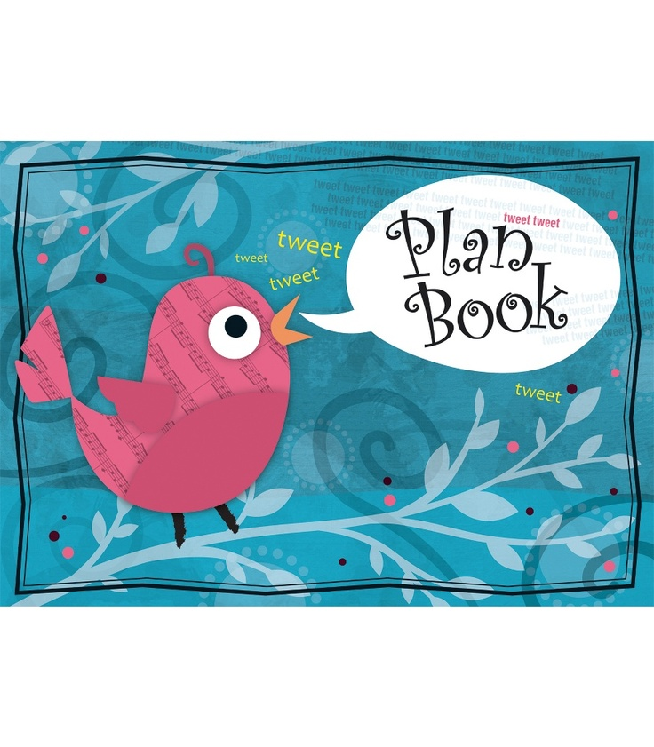 #CDWishList Plan Book Record / Plan Book - Carson Dellosa Publishing Education Supplies