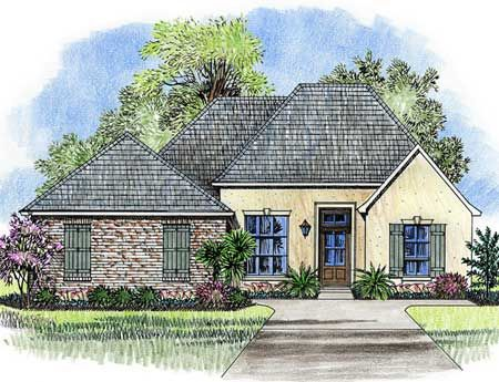130 best acadian style house plans images on pinterest for Acadian country house plans