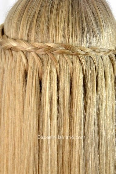 Wrapping Feather Braid