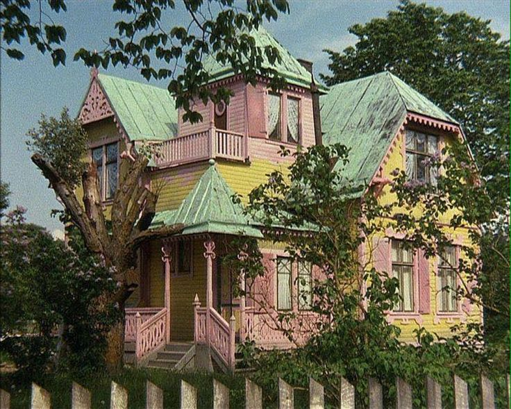 Villa Kunterbunt von Pippi Langstrumpf... sehr schöne Filme...