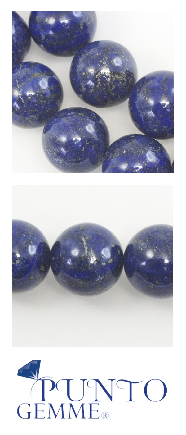 Round of lapis 16mm #lapis #gemstone #gemmopoli