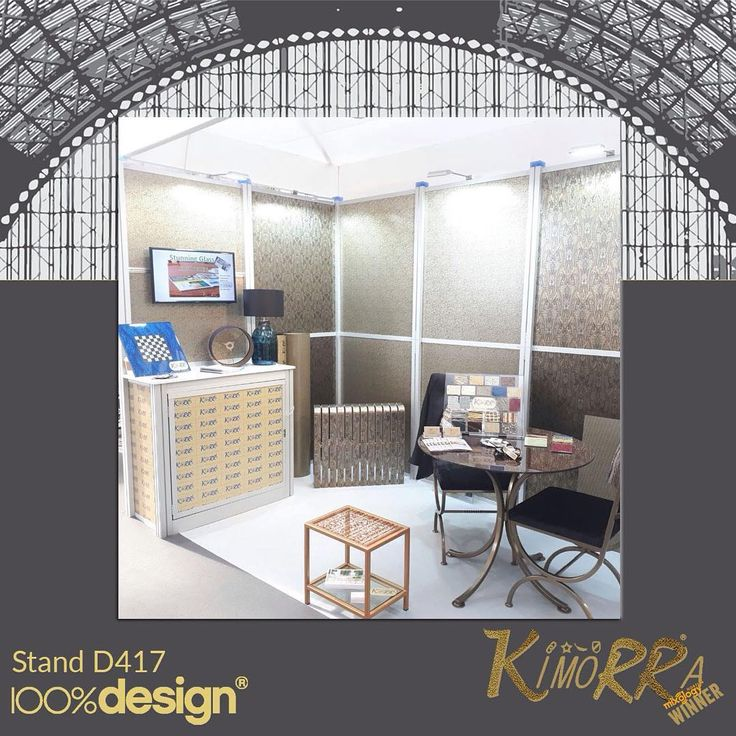 """3 Likes, 1 Comments - Changing The Face (@ctfoc) on Instagram: """"At @100percentdesign today? Visit team Kimorra® at stand D417 ready to chat about transforming…"""""""