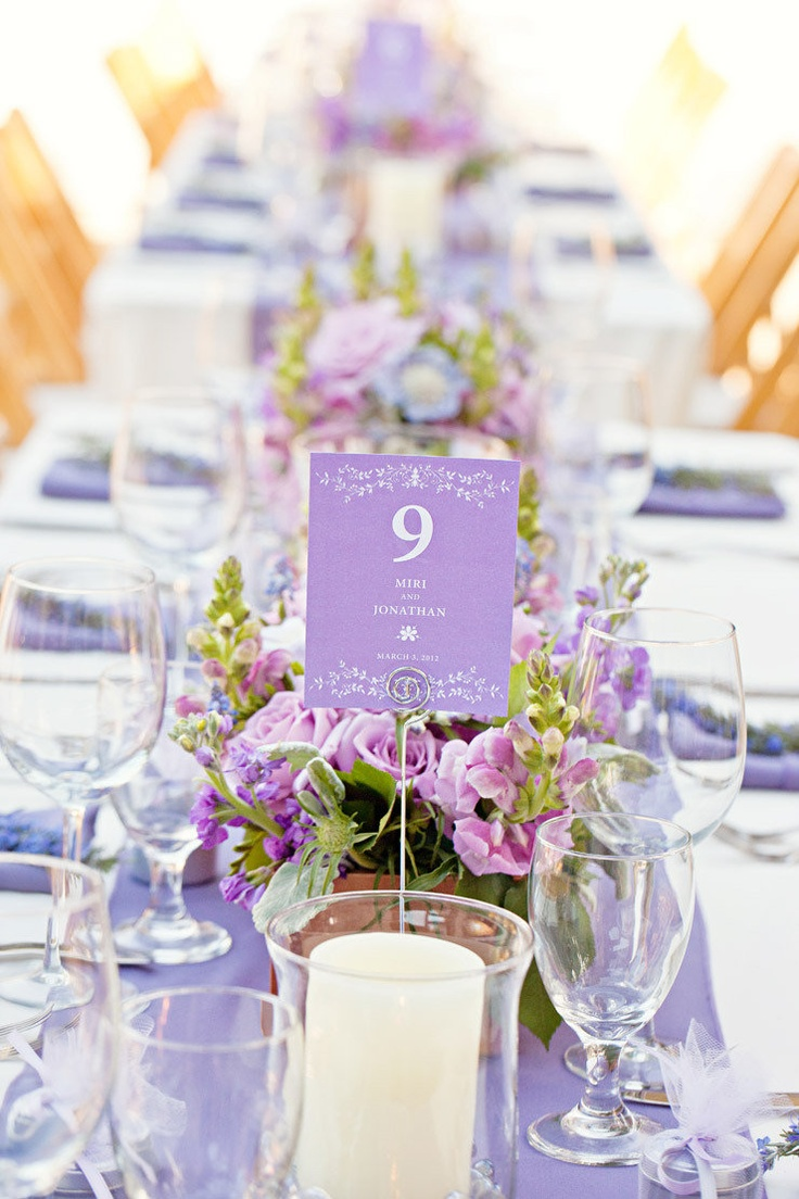 lavender wedding table decorations top 25 ideas about purple wedding tables on 5425