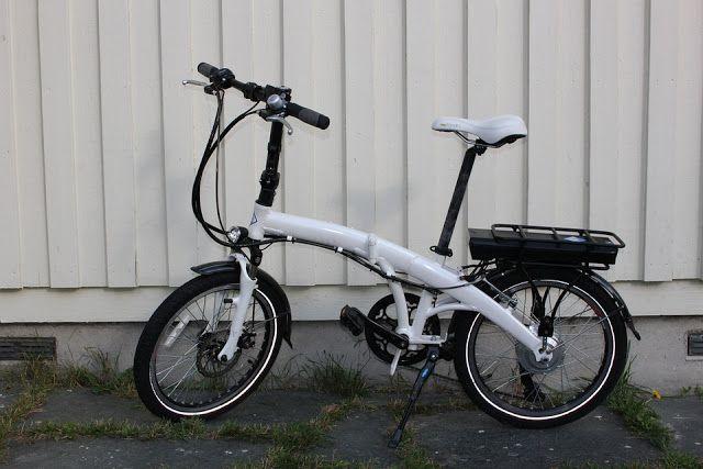 Pin Oleh Hastin Hastacapala Di Sepeda Listrik Lipat Atau Foldable