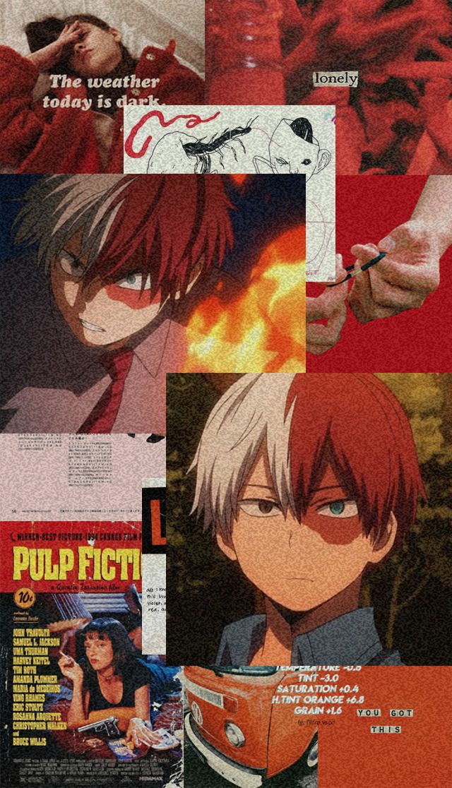 Shouto Todoroki Wallpaper Tumblr Hero Wallpaper Anime