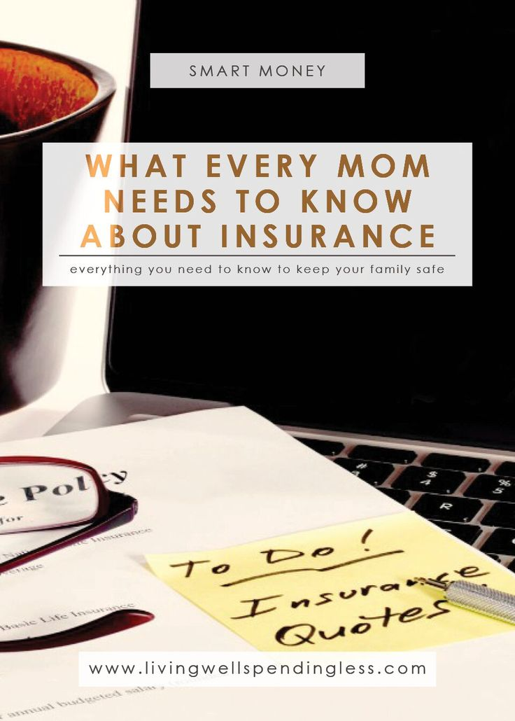 Every Mom Needs to Know About Insurance | Budgeting 101 | Home 101 | Insurance | Money Saving Tips | Saving & Investing   via @lwsl