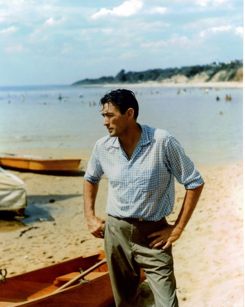 Gregory Peck all the way, baby.
