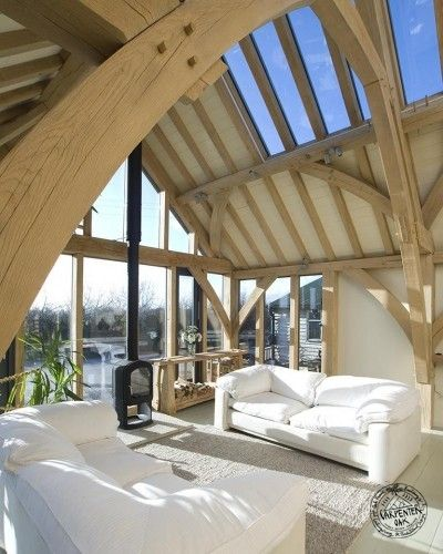 17 Best Ideas About Exposed Rafters On Pinterest High