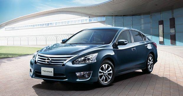 2015 Nissan TEANA / Altima