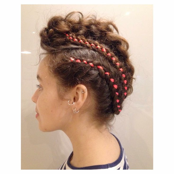 Who likes a take on the stacked braid? Here's a 💠 central 3D braid on top of itself with 4 strand ribbon braid tucks either side aka Faux Hawk 💠 what do you think? #hbjbraids #hairbyjoel #london #hairstylist #braid #braids #plait #plaits #style #hair #hairstyle #hairup #inspiration #hbjtextures #4strandribbonbraid #3dbraid #fauxhawk