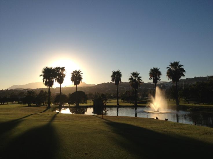 Los Naranjos Golf Club, Marbella.