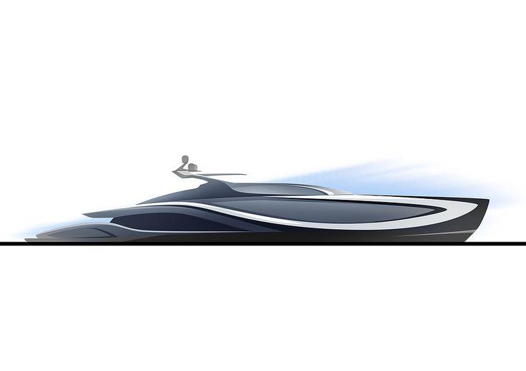 Roberto Curto' Yacht Design