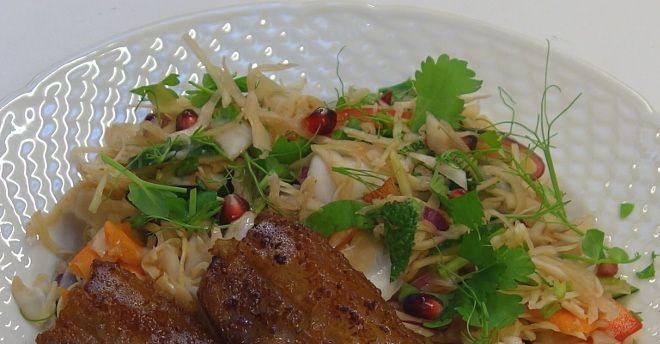 koreansk flæsk_salat