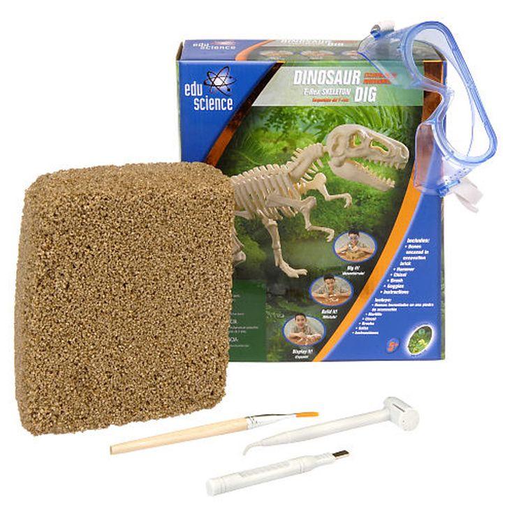Edu Science Dinosaur Dig Kit Toys R Us Australia