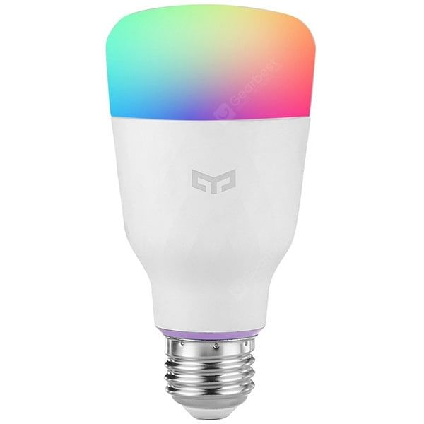 Yeelight Smart Light Bulbs White E27 1pcs Smart Bulbs Sale Price