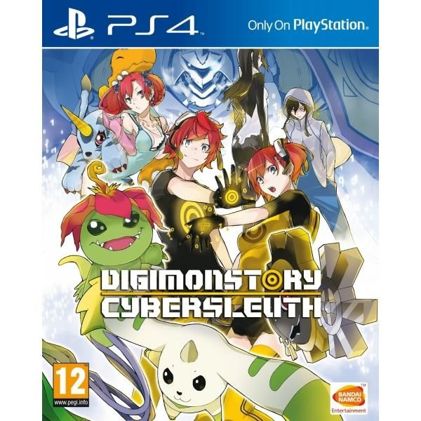 Digimon Story Cyber Sleuth PS4 Game | http://gamesactions.com shares #new #latest #videogames #games for #pc #psp #ps3 #wii #xbox #nintendo #3ds