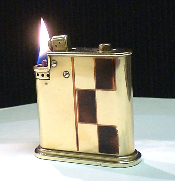 Fabuleux 334 best Briquets images on Pinterest | Cigarette case, Lighter  QE19