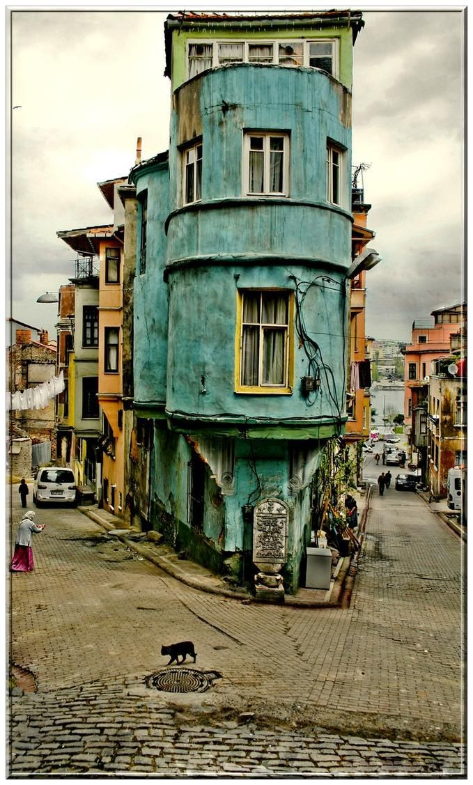 Cagliari, Italy. Looks straight out of Harry Potter. How cool is this?