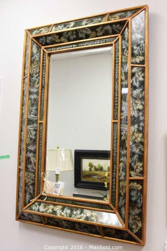 MaxSold - Auction: Toronto Creative Avenues of Design Business Liquidation Online Auction -Mirror sold for $225.00