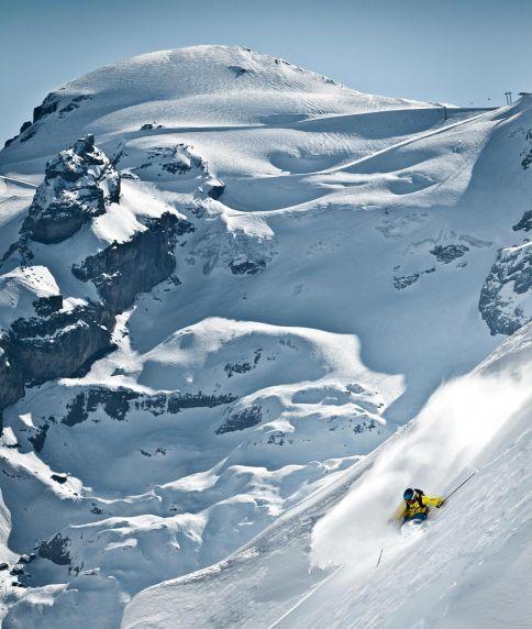 Mountain of freedom