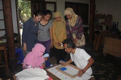 tamimi: Workshop Perdana di Studio Rumah Tamimi