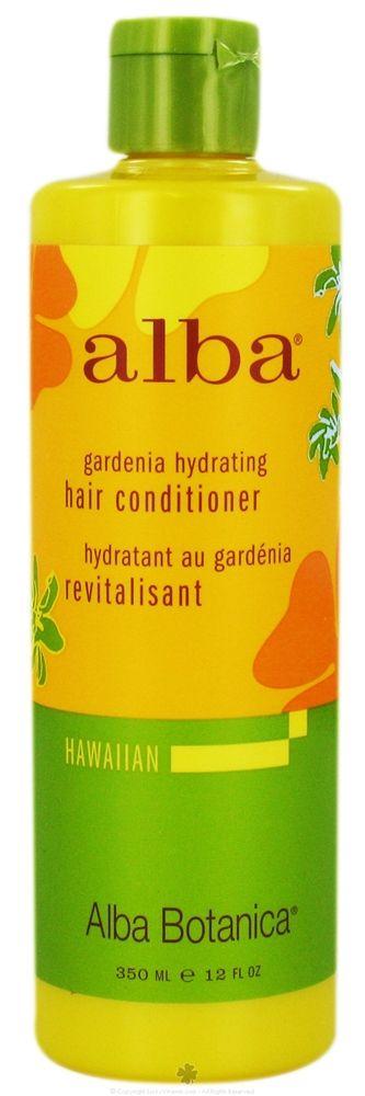Alba Botanica - Alba Hawaiian Hair Conditioner Hydrating Gardenia - 12 oz.