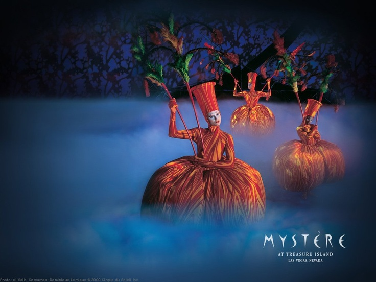 Explore this interactive image: Mystere at Treasure Island by Neil Vineberg