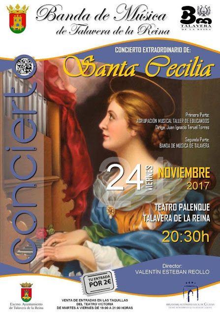 TietarTeVe en Gredos: 24 Noviembre: Concierto de Santa Cecilia de la Ban...