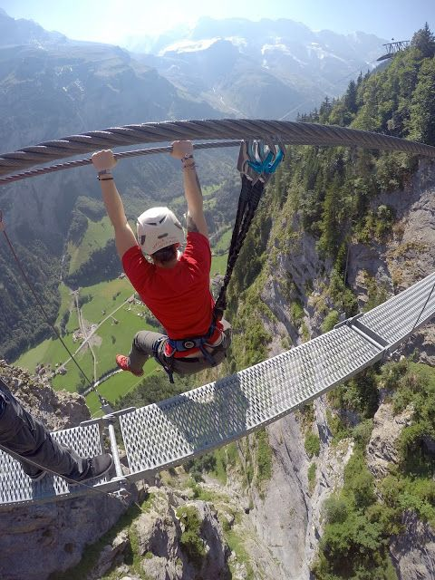 Guide to Interlaken, Switzerland. The Adventure Capital Of The World!! - The Roaming Renegades