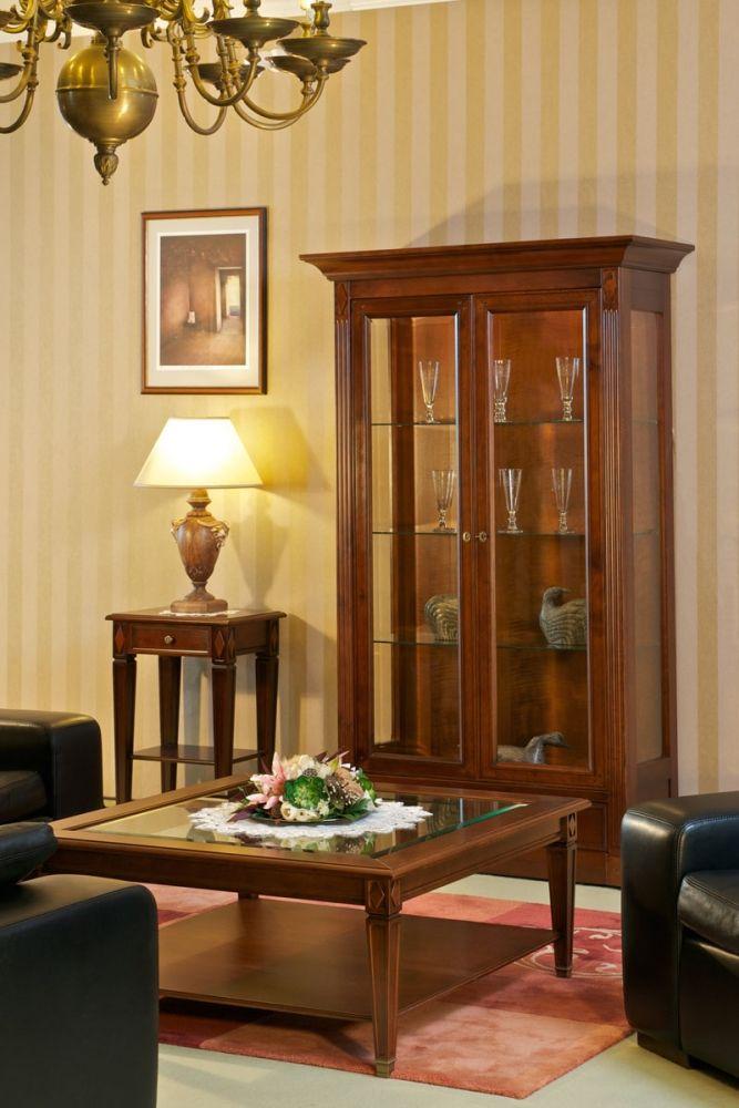 Harmony konferenční stolek a vitrína, obývací pokoj v tradičním stylu / living room furniture in classic style
