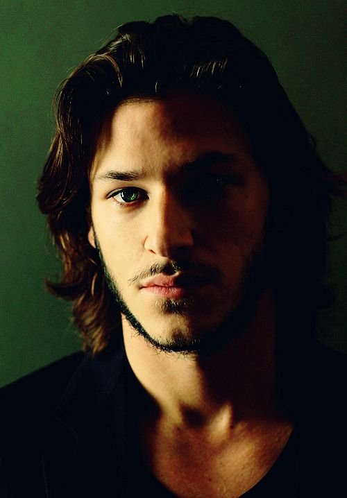 Gaspard Ulliel the more I look at him the more lost I get