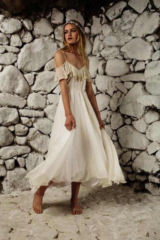 100 vestidos bohemios para novia, ¡de ensueño! | Bodas                                                                                                                                                                                 Más