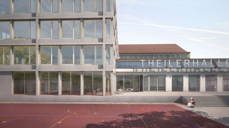 1000 images about pinterest swiss made atelier - Gmur architekten ...