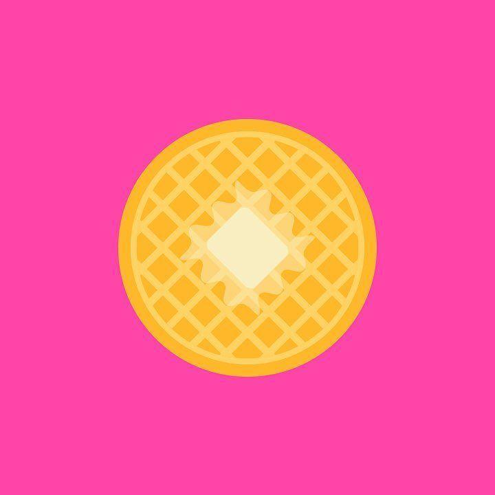 Happy International Waffle Day!  #JagDrawsDays  #internationalwaffleday #waffles #leggomyeggo #illustration #iconaday #breakfast #syrup #graphicdesign #sweet by jagnagra