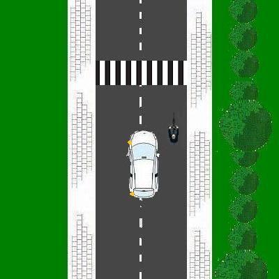 3 Mag je een ander voertuig vlak voor de VOP (zebra) inhalen?
