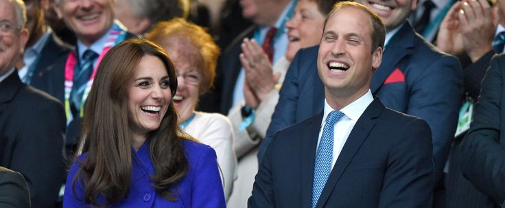 Prince William and Kate Middleton Bring Their Biggest Smiles to the Rugby World Cup