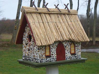 Læsernes flotte fuglehuse - 1 | Gør Det Selv