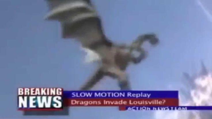 Real Dragon Caught On Video #dragon #dragons #realdragon # ... Real Sightings Of Monsters