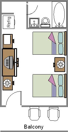 motel room layout - Google Search