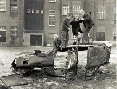 1962 Amsterdam, Frits Weeda