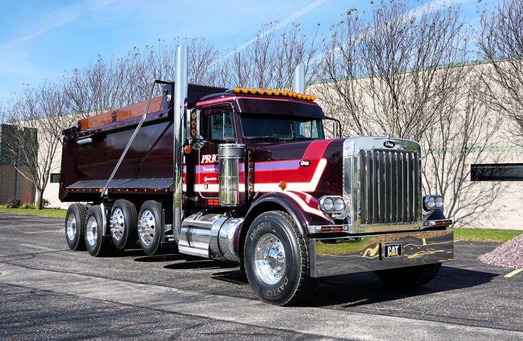 Custom Peterbilt Dump-truck