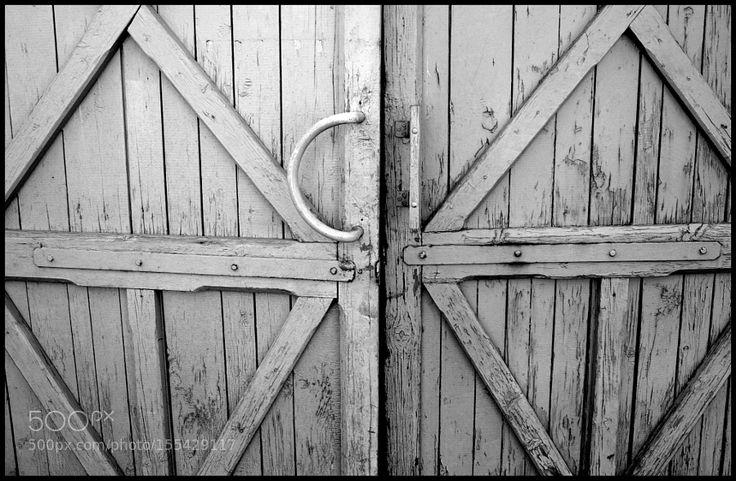 Старые ворота by Veta-B