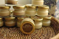 Crema facial con aceite de coco