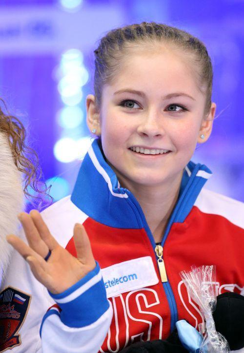 Yulia Lipnitskaya Gold Medal 1000+ images about Jul...