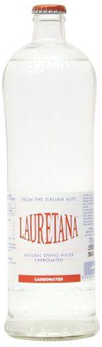 Lauretana Bottled Water
