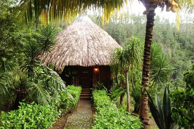 Gaia Riverlodge (San Ignacio, Belize)An ecotourism destination that's well worth the trip, this secluded hideaway will leave you positively enchanted. You may not want to bother with ordinary swimming pools once you've gone for a dip in Gaia's natural spring, with its Kinkade-worthy wa...