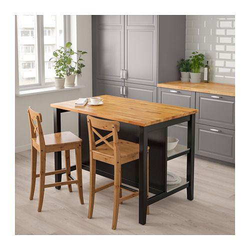 25 b sta stenstorp kitchen island id erna p pinterest. Black Bedroom Furniture Sets. Home Design Ideas