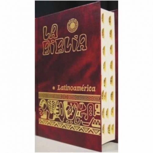 Descubriendo el Siglo XXI: La Tienda - La Biblia Catolica Latinoamericana con Indice