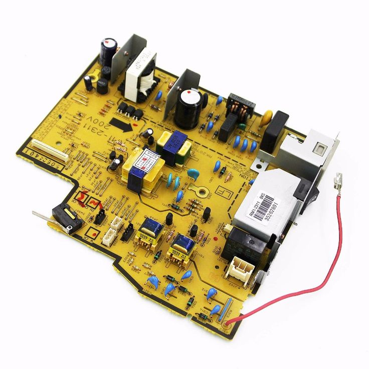 RM1-2311-000CN Q5913-6203BL Power Supply for HP LaserJet 1022 1022N 1022NW Used plotter parts