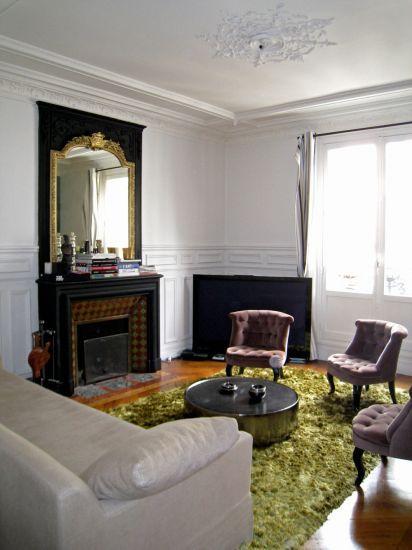 Paris Sweet Home Deco BUCI Salon